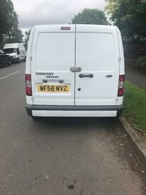 Ford Transit Van Connect in brilliant condition