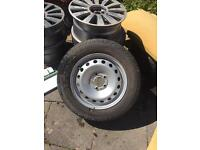 """Ford Transit 16"""" Steel Wheel and New Continental Tyre 205/65/16"""""""