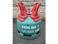 Calor Patio Gas Propane Bottle 5KG Full