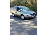7 seats Chrysler Voyager 2'8 crd auto