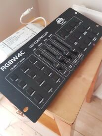 ADJ RGBW4C IR 8-channel LED Controller