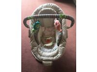 Baby bouncer chair (brand new)