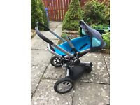 Quinny Travel System with lots of extras