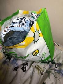 Bundle 6-9 months baby clothes