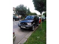 Nissan Terrano 2.4i spares or repair