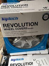 "16"" wheel trim set"