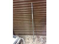Brand new weight training barbell