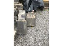 Yorkshire stone copings
