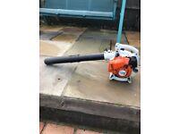 Stihl leaf blower/vac