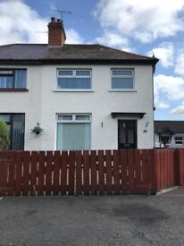 Spacious 3 bed FF house Finaghy
