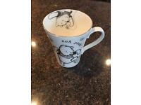 Whittard's Bone China Winnie the Pooh mug