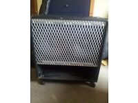 """ELECTRO VOICE 2 x 12"""" 400W 4ohm, RARE 70's Bass speakers, in peavey cab"""