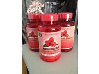 Raspberry ketones slimming aid