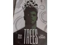 Trees comics