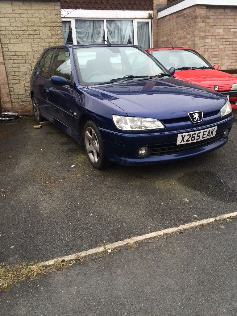 peugeot 306 hdi d turbo 106 206 in shropshire gumtree. Black Bedroom Furniture Sets. Home Design Ideas