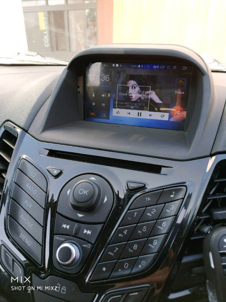 Ford Fiesta Stereo Android Px5 Head Unit 2011 2017 In Farnworth