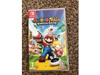 Nintendo Switch Mario & Rabbids Kingdom Battle