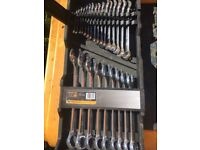 Spanner set (new) used once