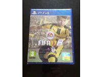 PS4 FIFA 17 NEW STILL WRAPPED £5