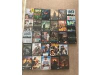 DVD Collection - Films and TV Shows