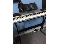 Rock jam 61 key keyboard