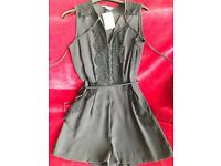 Brand New Play Suit - H&M size 8