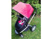 Mothercare MyChoice pram/pushchair