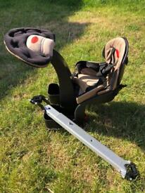 WeeRide Front Mounted Child Safest Childseat, Ages 1-4- MINT CONDITION