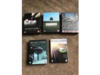 Six feet under DVD box set 1-5