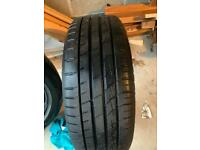 215/55/R18 tyres