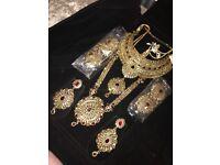 Indian jewellery full bridal set