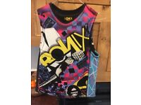 Ronix Frank No Zip Impact Vest -Size Small