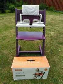 Stokke tripp trapp used once