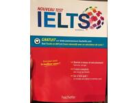 New IELTS practice book