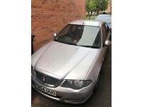 Rover 45 great little car. Good condition. Mot until December