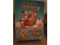 The simpsons christmas 2 boxset