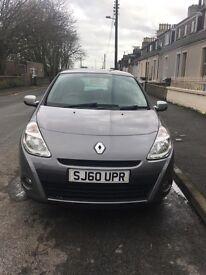 Renault Clio iMusic 43000miles MOT March2018