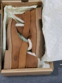 Brand New Ugg Boots with box size 4