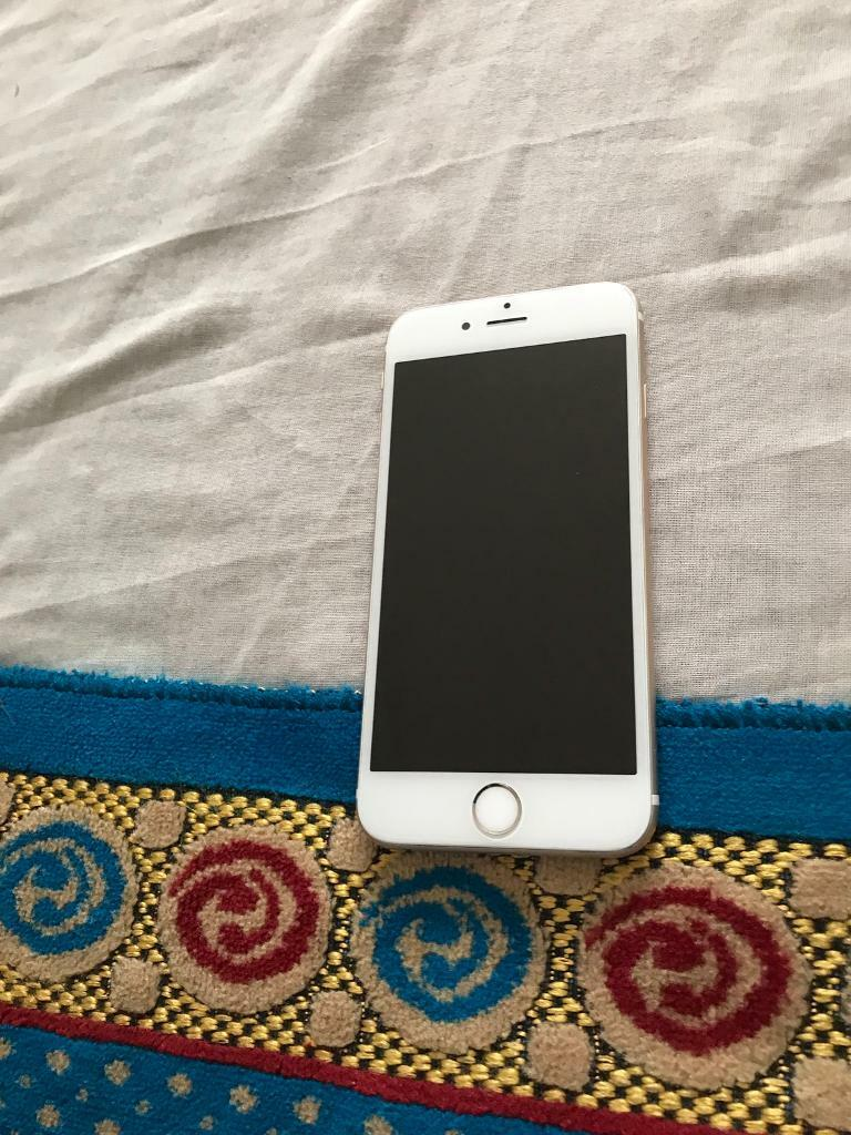 iPhone 6s 16gb unlocked to all networks. Good condition