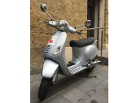 Vespa lx 125 14k SERVICED READY TO GO