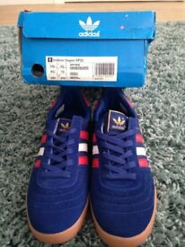 Adidas Indoor Super, Size 10, Brand new in box