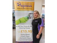 Express Domestic and Commercial Cleaning Chester (Cleaner)