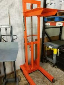 Electro-Porter Pallet Stacker - LDI Certified - Only $799!
