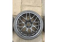 BBS Alloy Wheels + New Tyres 20 inch offers