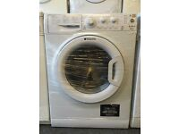 HOTPOINT free standing washing machine 8 kg new model nice condition & perfect working order