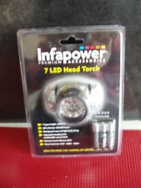 INFAPOWER HEAD LIGHT