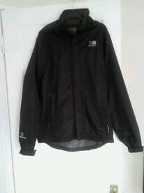 Karrimor black rain coat size x/s