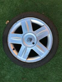 Renault Sport Clio 172/182 Original Alloy Wheels