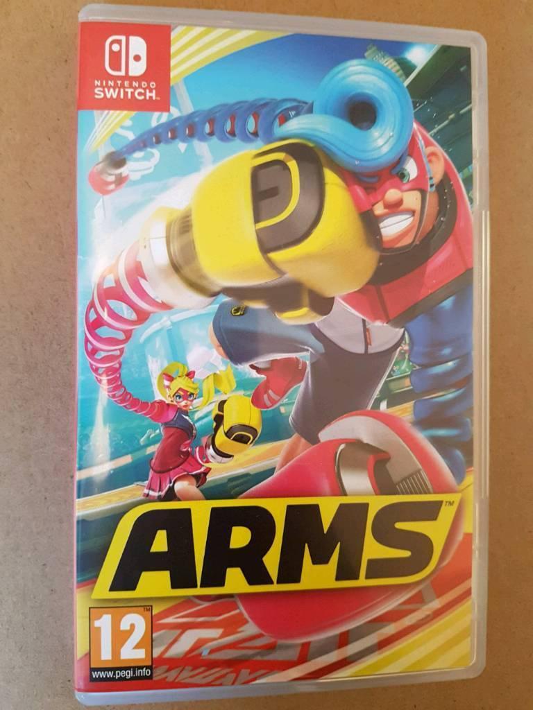 Nintendo Switch Arms In Earls Court London Gumtree