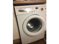 Bosch 1400 spin washing machine. Good working order.